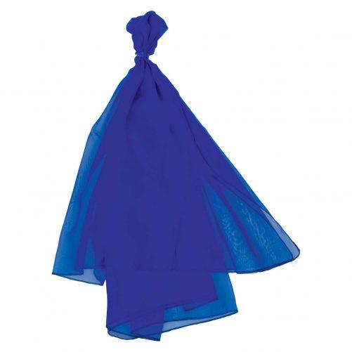 voeldoek blauw
