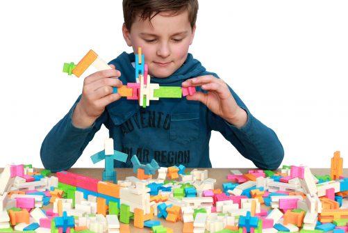 luco bricks houten blokken