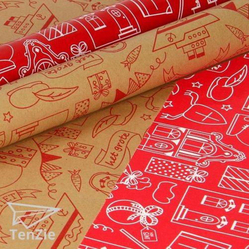 cadeaupapier-sint-sinterklas-tenzie-webshop