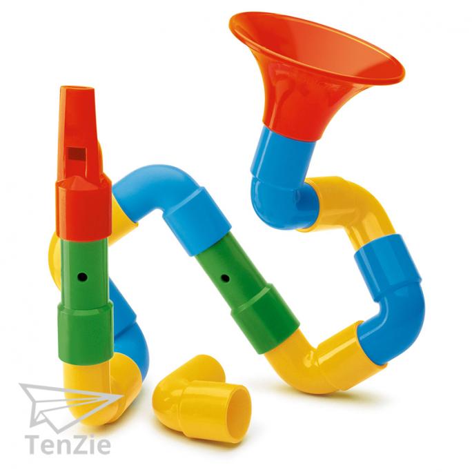 tenzie-horen-voelen-prikkelen-feestdagen-qeurcetti-saxofoon-bouwpakket