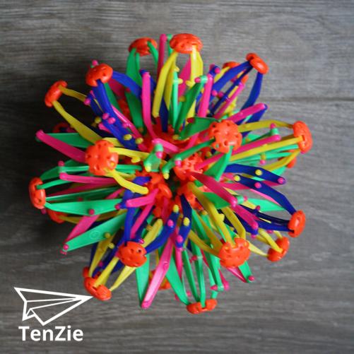 tenzie-voelen-ontprikkelen-expandable-ball-speelbal