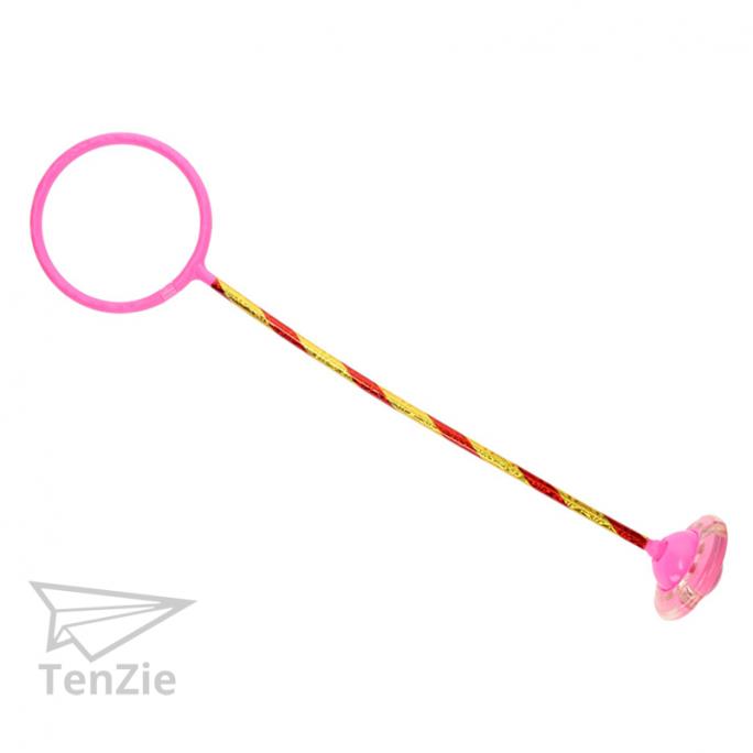 dancing-wheel-pink-evenwicht-zien
