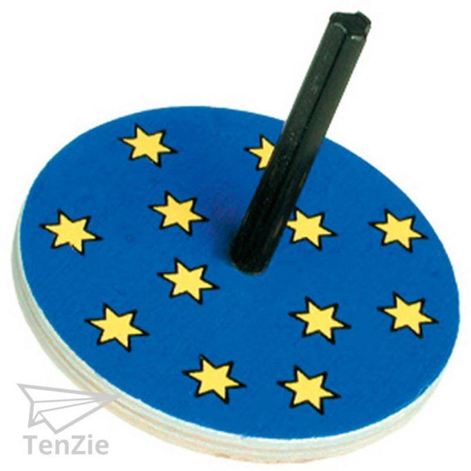 tenzie-webshop-spelmateriaal-houten-blauw-tol-speelgoed
