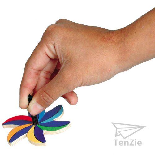 tenzie-webshop-spelmateriaal-houten-rood-geel-groen-tol-speelgoed