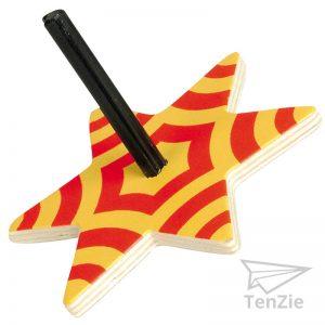 tenzie-webshop-spelmateriaal-houten-rood-geel-tol-speelgoed