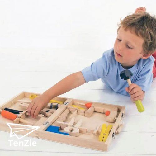 houten-gereedschapskist-spelmateriaal-creatief-tenzie-winkel-1