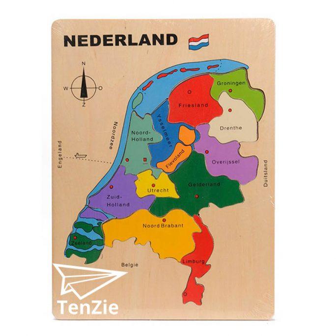 houten-legpuzzel-nederland-spelmateriaal-tenzie-winkel